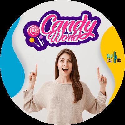 BluCactus - Candy world