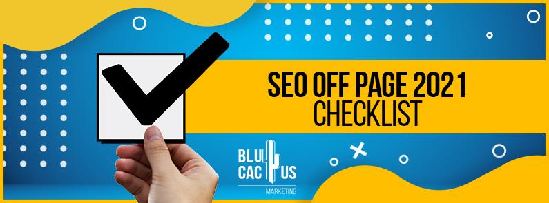 Blucactus Venezuela-SEO-Off-Page-2021-Checklist-cover-page