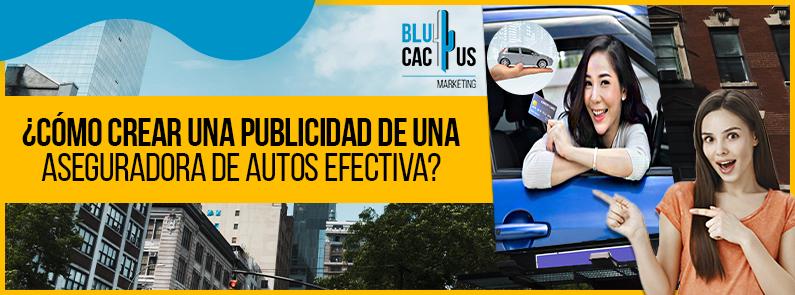 BluCactus Venezuela - publicidad de una aseguradora de autos -portada