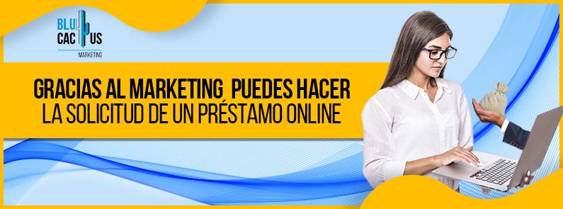 Blucactus Venezuela - solicitud de un préstamo online - Portada