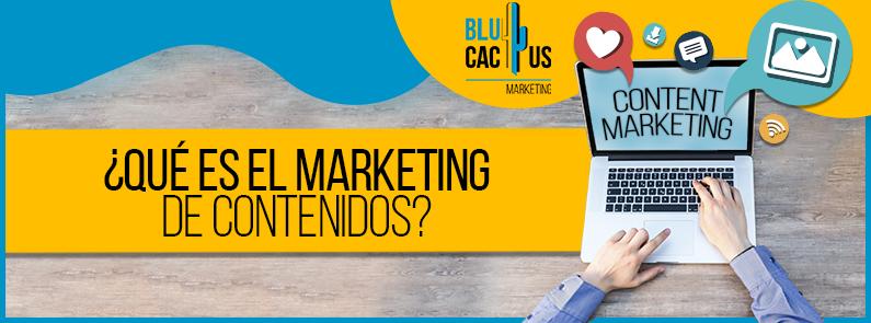 Blucactus Venezuela - que es el marketing de contenidos - portada