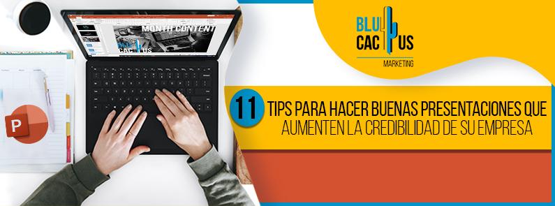 Bucactus VE - presentaciones - portada