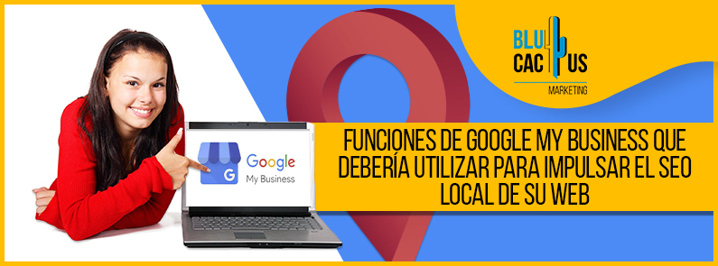 BluCactus VE - Google My Business - Portada