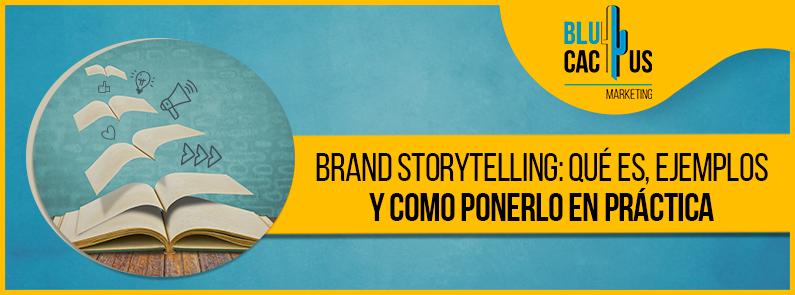 Blucactus VE: storyselling - Portada