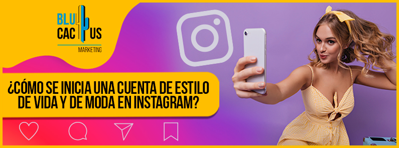 Blucactus VE - Instagram - Portada
