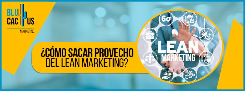 Blucactus VE- lean marketing -Portada