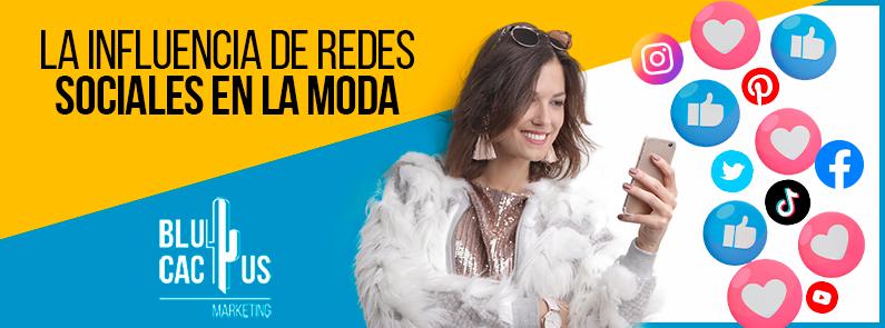 Blucactus VE - las redes sociales en la promoción de marcas de ropa - Portada
